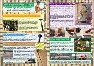 10 slimme huttenbouw tips als boekje in PDF formaat.