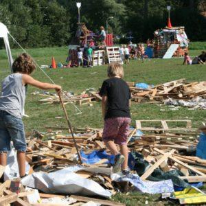 Veilige voeten: Kinderen zien het gevaar vaak niet...
