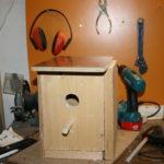 Zelf een vogelhuisje maken